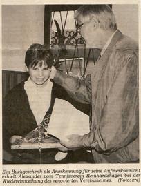 Alexander Gödel und Georg Weddig